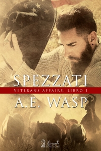 Spezzati - ebook cover -ita