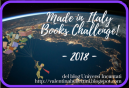 Made in Italy Books Challenge 2018